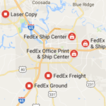 Fedex Prattville Alabama Phone Number